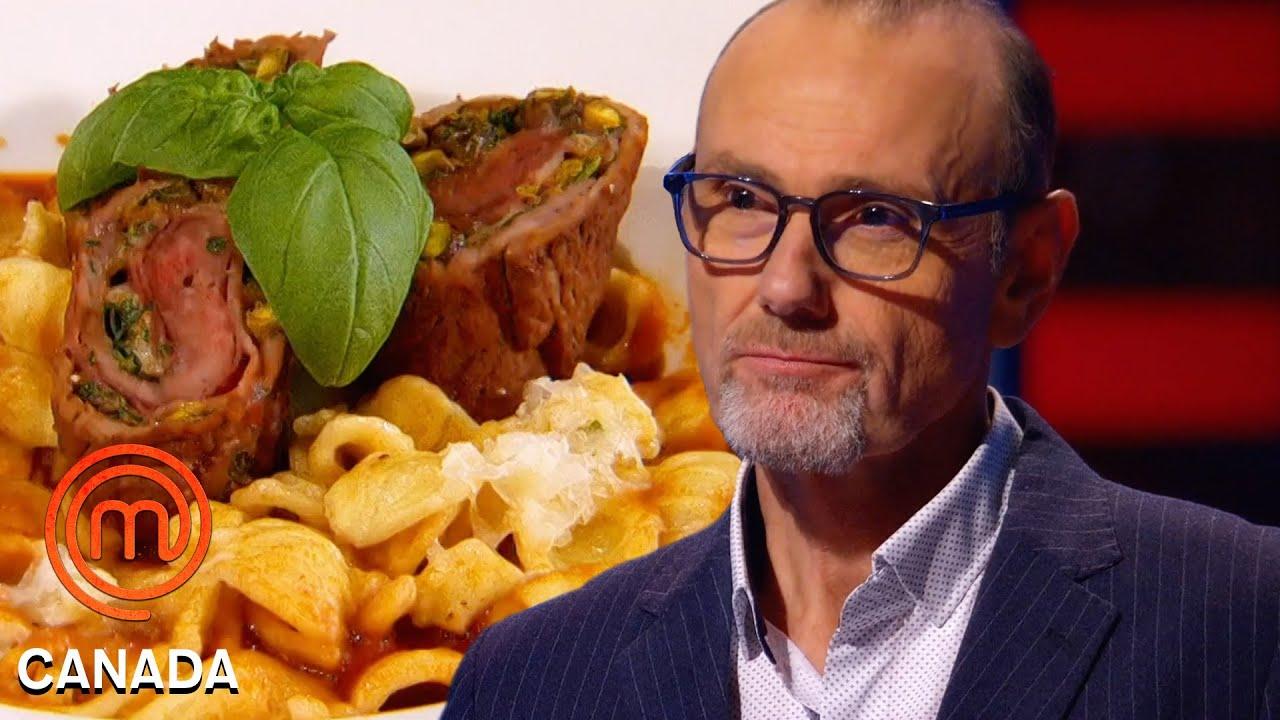 Michael Bonacini's Beef Audition Invitation! | MasterChef Canada | MasterChef World