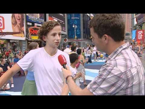 Hoe lang duurt het om een Nederlander te vinden in NY?
