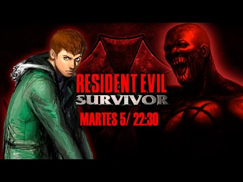 Resident Evil Gun Survivor Full Walktrought No save Rank A 1 continue.