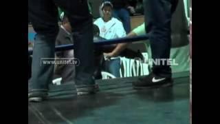 Combate de Box en Santa Cruz terminó en escándalo