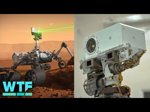 Meet the Mars 2020 rover launching this year