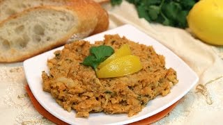 Cauliflower Zaalouk - Moroccan Spiced Salad Recipe - CookingWithAlia - Episode 363