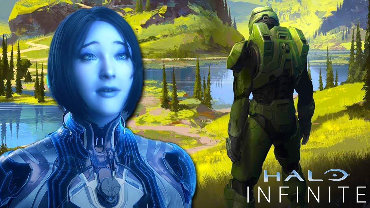 ¿Qué Pasó con Cortana? RESPUESTA OFICIAL   Multijugador Gratis   Halo Infinite