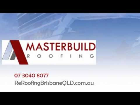 Trusted Roofing Contractors Brisbane | Masterbuild Roofing