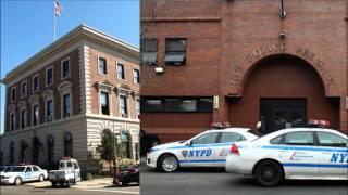 NYPD Dispatcher Radio: Queens Precincts 115 and 110