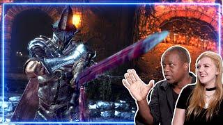 Professional Swordsmen React to Dark Souls | Experts React