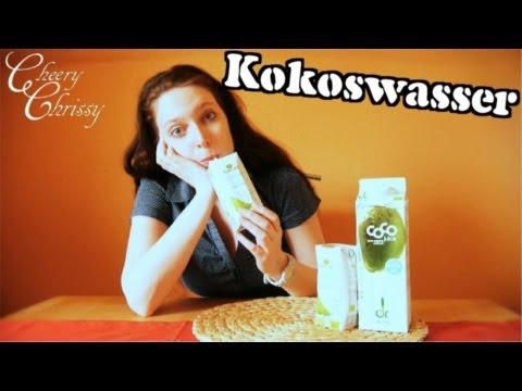 Kokoswasser [Gesunde Lebensmittel - Folge 20]