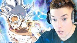Nano VS LEGENDARY Difficulty UI Goku Event, Round 2 | Dragon Ball Z Dokkan Battle
