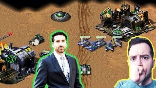 EPIC 1v1 + NO MCVs ft. XxMalaboo // Command and Conquer Red Alert 2 Yuri