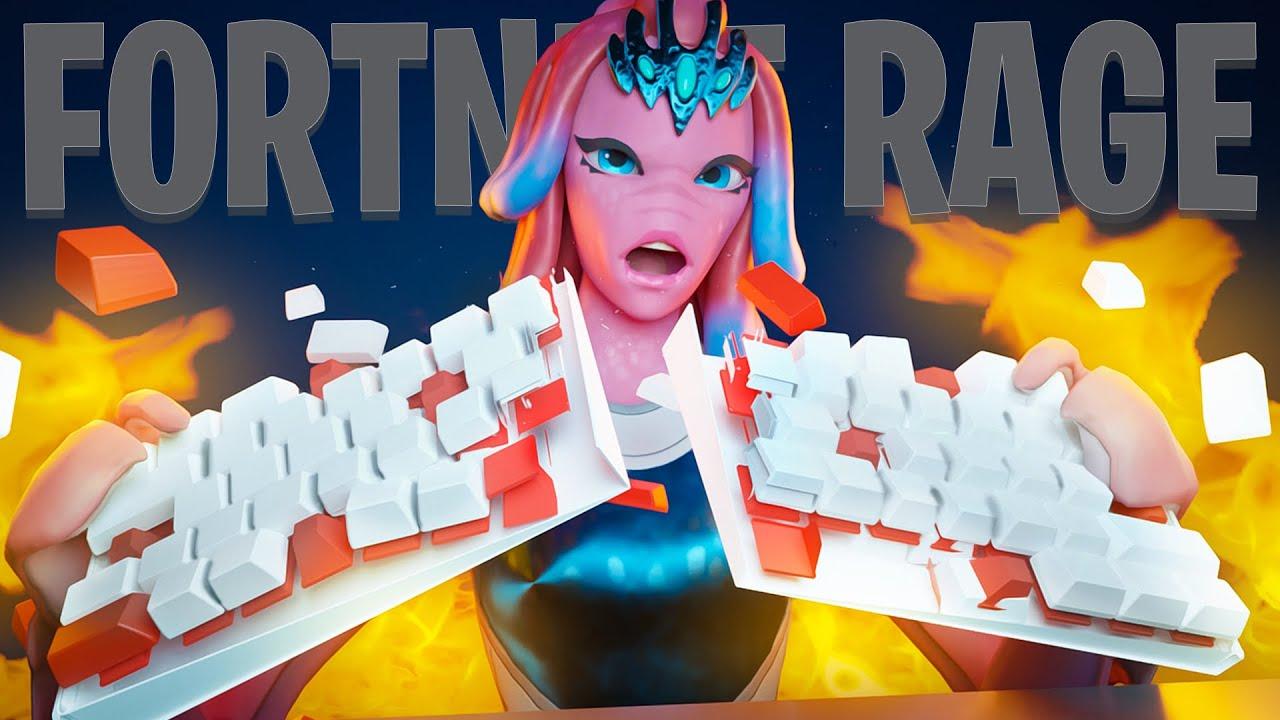Best Fortnite RAGE Compilation! #17