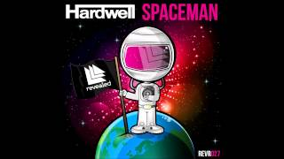 Hardwell - Call Me a Spaceman (Radio Edit)