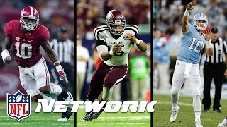 Full 1st Round 2017 NFL Mock Draft: Post Combine Edition with Trades! | Charley Casserly on NFL Now Free HD Video