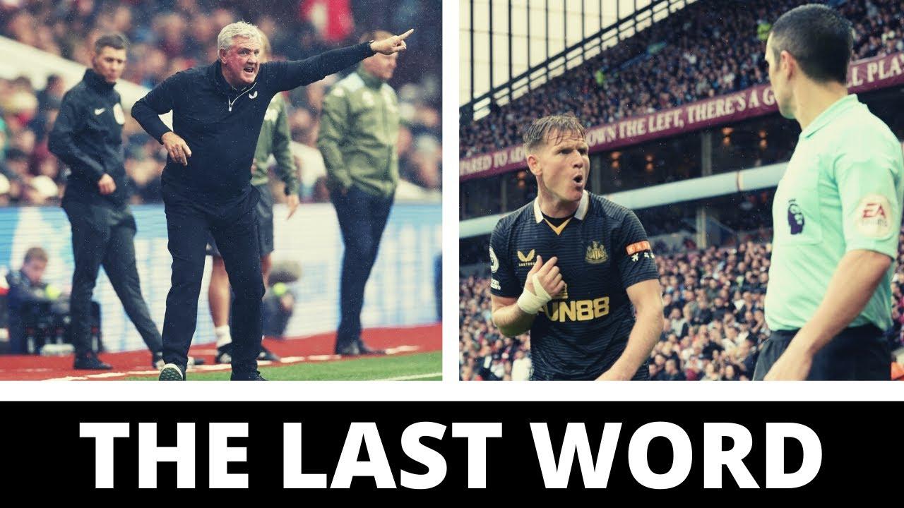The Last Word | Aston Villa 2-0 Newcastle United