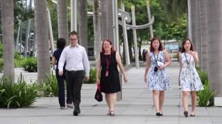 Sharing Singapore's Development Success