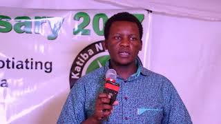 7th Katiba Anniversary: Kennedy Mwikya Speech