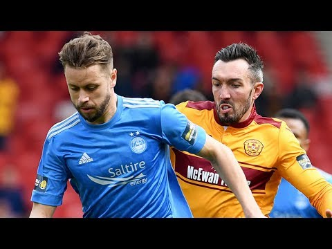 Motherwell 3-0 Aberdeen | William Hill Scottish Cup 2017-18 – Semi-Final