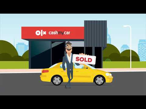OLX Cash My Car - Sell Used Car at Best Price - Apps on Google Play