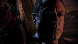 Mass Effect 2: Zaeed's mission renegade cutscenes