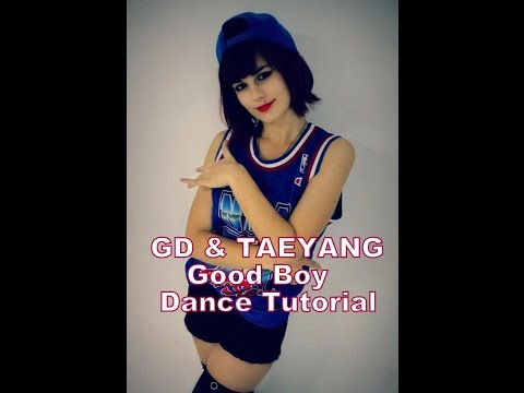 [Dance Tutorial] GD X TAEYANG - GOOD BOY (Part1)