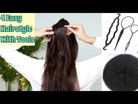 4-awesome-hairstyle-by-using-hair-tools-|-hairstyles-for-medium-or-long-hair-|-tipstotop-by-shalini