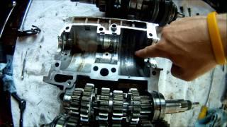 Yamaha Banshee Engine Disassembly Part 2 of 2