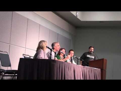 Rotten tomatoes Panel Comikaze 2015