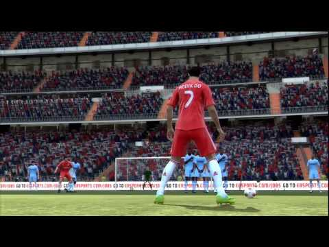 Fifa 12 | Amazing Skills and goals | Online Montage