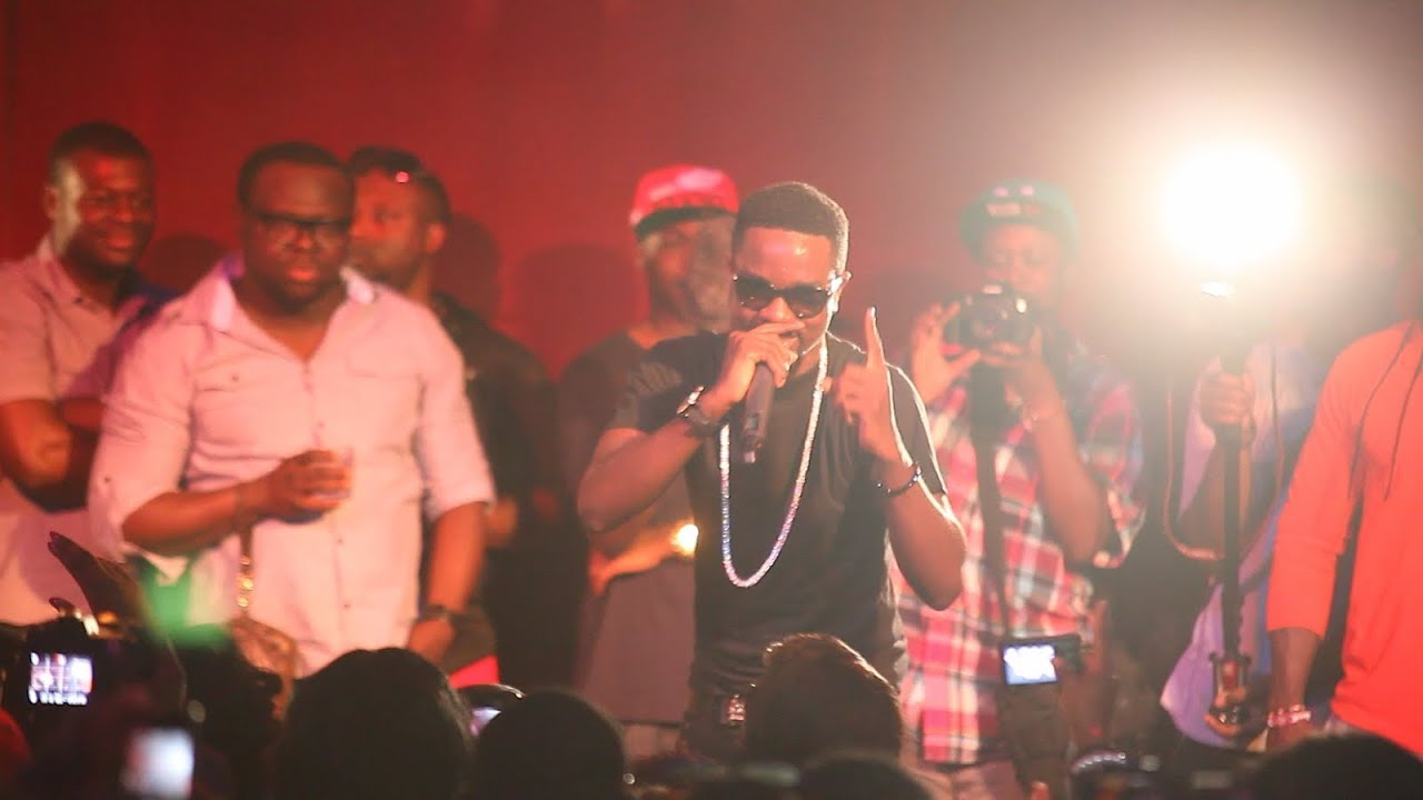 Sound Sultan ft. Sarkodie -- Ishe NEW OFFICIAL 2014