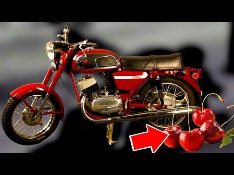 видео: 3 легендарных скоростных мотоцикла СССР