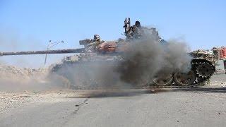 أخبار عربية - اشتباكات عنيفة بمحيط القصر الجمهوري في تعز