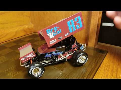 Kasey Kahne #83 Sprint Car Diecast Review