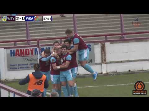 Weymouth Wealdstone Goals And Highlights