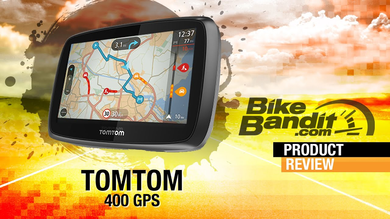 tomtom rider 400 gps motorcycle navigation bikebandit. Black Bedroom Furniture Sets. Home Design Ideas