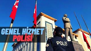 Genel Hizmet Polisi Motivasyon Klibi  Turkish General Serv Police Motivation Clip