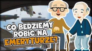 CO BĘDZIEMY ROBIĆ NA EMERYTURZE? - TRACKMANIA 2 STADIUM #59 /w Purposz