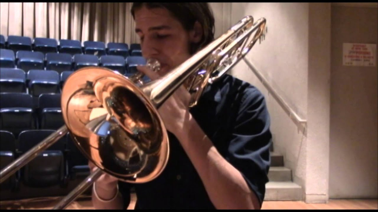 Trombone Lessons: Personal Warm Up