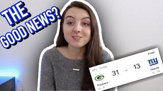 Instant Reaction Giants vs Packers NFL Week Week 13 (2019)