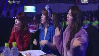 A-pink & Lee Seung Chul