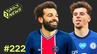 Salah to PSG?! + Tuchel makes Champions League HISTORY with Chelsea!