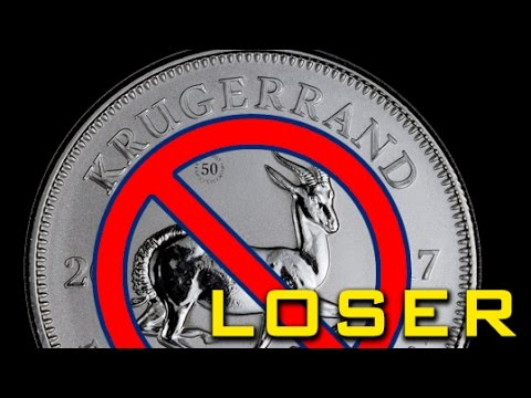 Why The 2017 Silver Krugerrand Will Be A Loser!