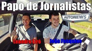 Papo de Jornalistas - Speed UP e Motor TSi
