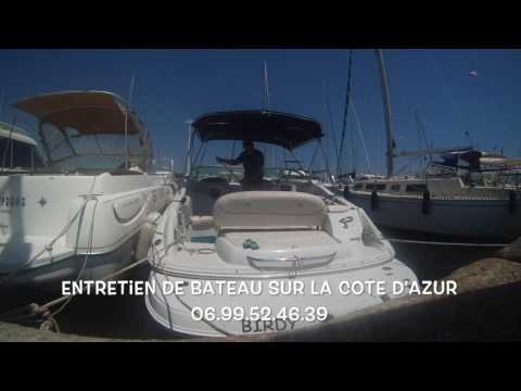 Mobile boat detailing on the French Riviera : yacht cleaning in Antibes, Cannes, Golfe-Juan