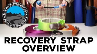 Recovery Straps 101