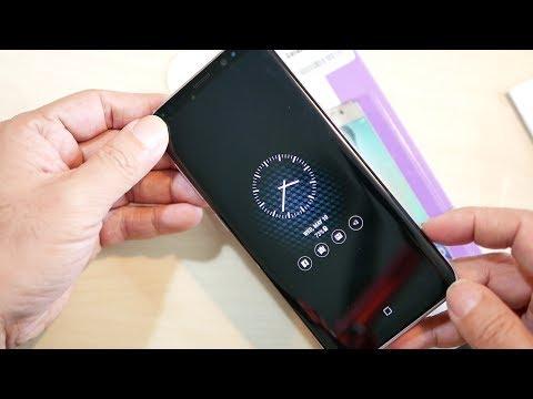 ทดสอบ Galaxy S8 ติดฟิล์ม Focus TPU Curved Fit ระบบทัชยังโอเคไหม - วันที่ 25 May 2017