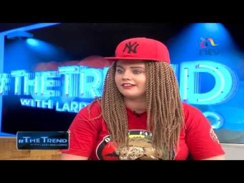 All about belly dancing, the Kenya Dance Academy and Ebony Budden on #theTrend