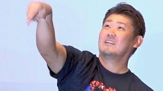 映画『ジュラシック・ワールド/炎の王国』BD&DVDリリース記念イベント...