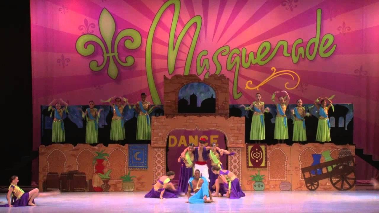 Aladdin Charlene 39 S School Of Dance Youtube