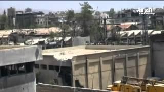 المعارضة السورية تطلق معركة تحرير مدينة البعث بالقنيطرة