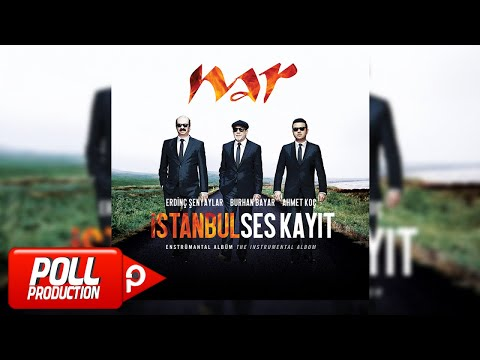 İstanbul Ses Kayıt - Schindler'in Listesi ( Schindler's List ) - ( Official Audio )