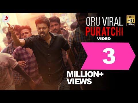 Sarkar - Oru Viral Puratchi Tamil Video | Thalapathy Vijay | A .R. Rahman | A.R Murugadoss